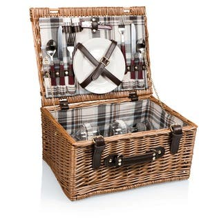 Picnic Time Bristol Picnic Basket|https://ak1.ostkcdn.com/images/products/8002333/P15368130.jpg?impolicy=medium