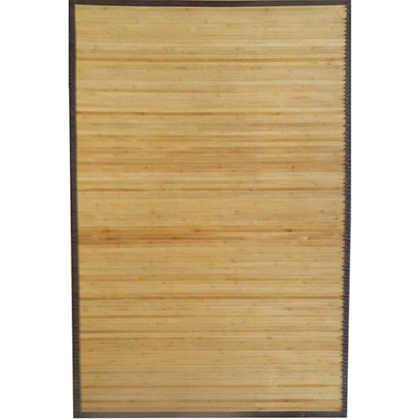 Rayon from Bamboo Area Rug (6'7 x 9'10)