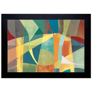 Jennifer Shaw 'Elapsed Time II' Framed Art Print
