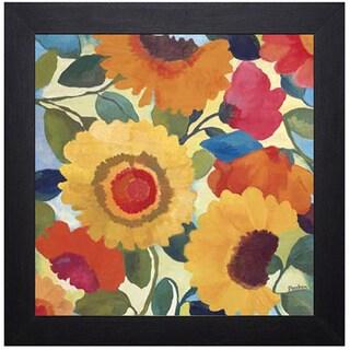 Kim Parker 'Flower Market I' Art Print