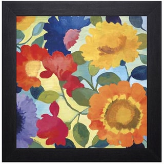 Kim Parker 'Flower Market II' Art Print