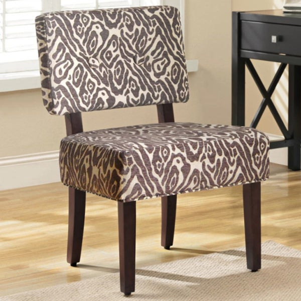 Sabrina Accent Chair 15368266 Overstock Com Shopping