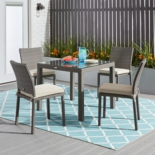 Atlantic Atlantic Liberty 5-piece Grey Dining Set