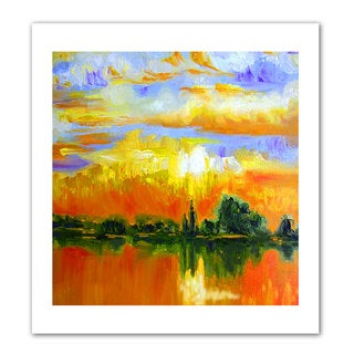Susi Franco 'The Zen of Italy' Unwrapped Canvas