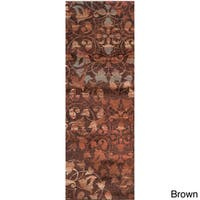 Woven Belle Floral Area Rug
