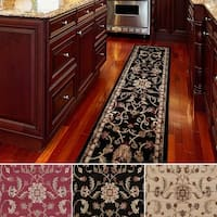 Woven Minnie Floral Area Rug (3' x 8')