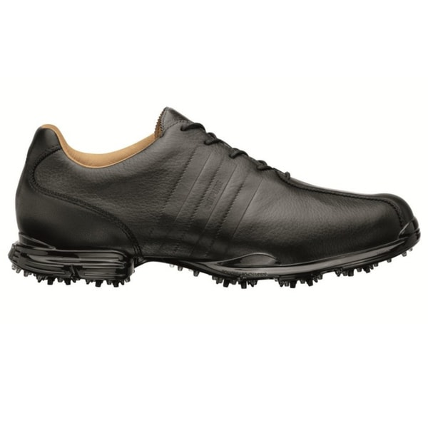 3f88921942eabf Shop Adidas Men s Adipure Z Black Golf Shoes - Free Shipping Today -  Overstock - 8003005