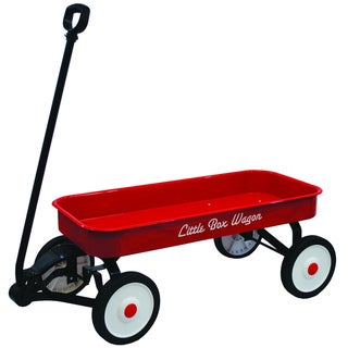 Grand Forward Little Box 34-inch Metal Wagon