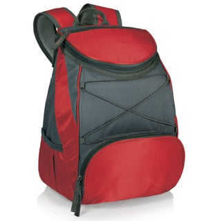 Picnic Time PTX Insulated Backpack (Option: Red)