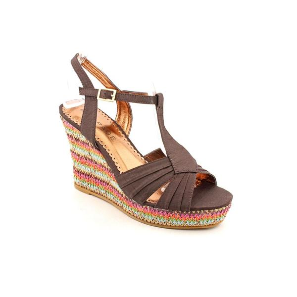 Rampage Women's 'Baltric' Fabric Sandals