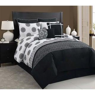 VCNY Isabella 8-piece Comforter Set