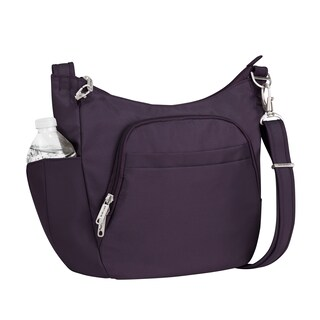 Travelon Anti-theft Classic Cross-body Bucket Bag