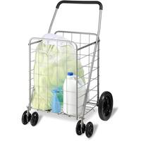 Honey-Can-Do Dual Wheel Utility Cart