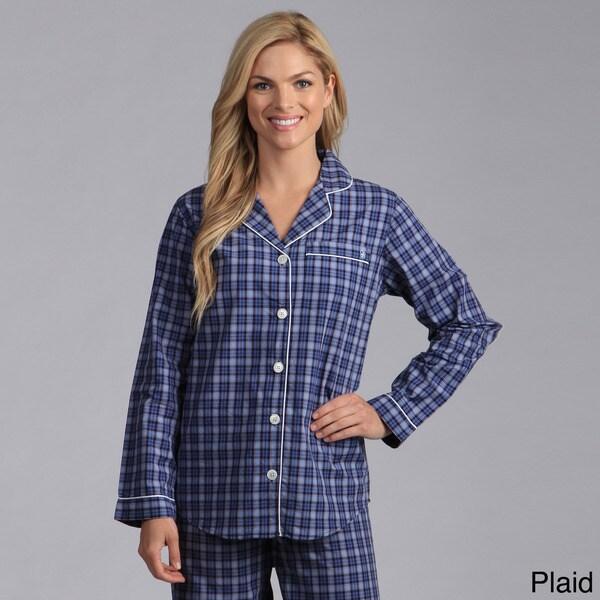 Jessica Simpson Women's 'Boyfriend PJ's' Sleepshirt