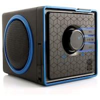 GOgroove SonaVERSE GG-SONAVERSE-BX Speaker System - 6 W RMS - Portabl