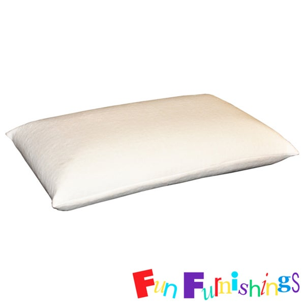 The Ultimate Plush Ventilated 6-Inch Memory Foam Pillow