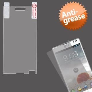 INSTEN Anti-grease LCD/ Clear Screen Protector for LG P769 Optimus L9