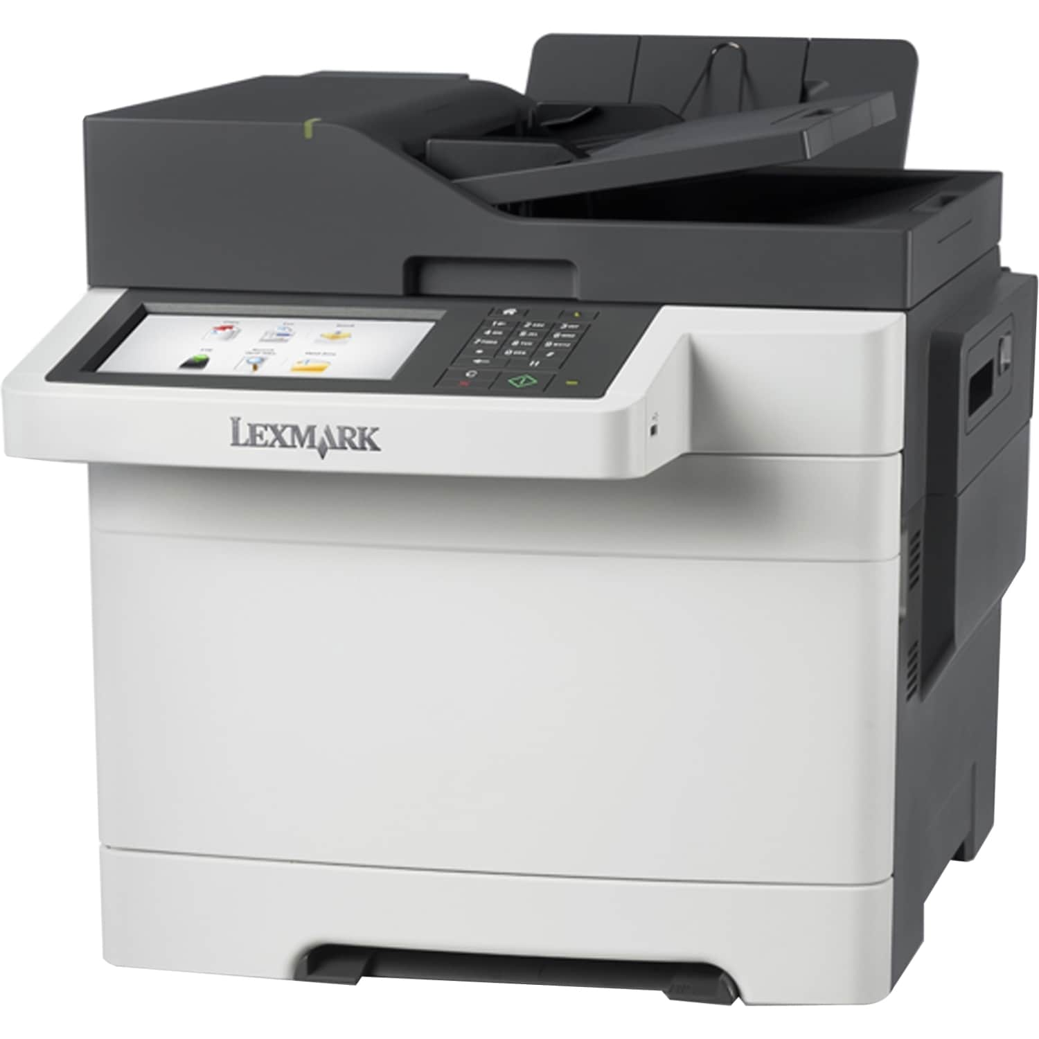 Lexmark CX510DE Laser Multifunction Printer - Color - Pla...