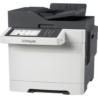 Lexmark CX510DE Laser Multifunction Printer - Color - Plain Paper Pri
