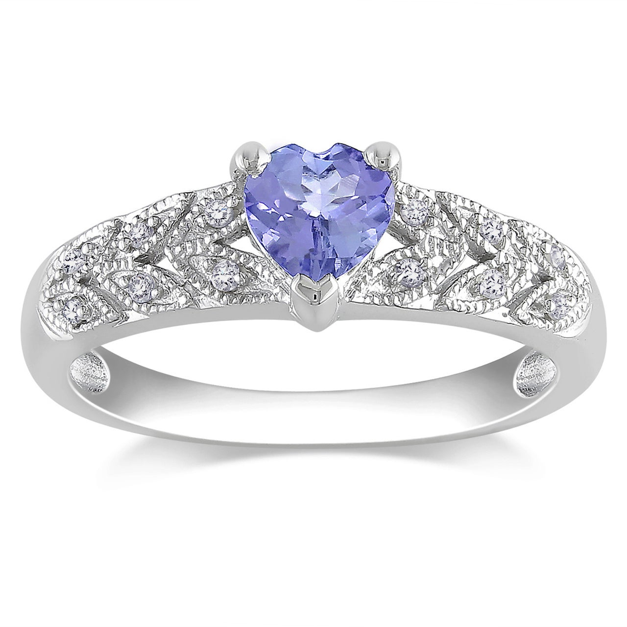 Tanzanite Rings For Less Overstockcom