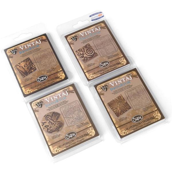 Sizzix DecoEtch Vintaj Value Kit