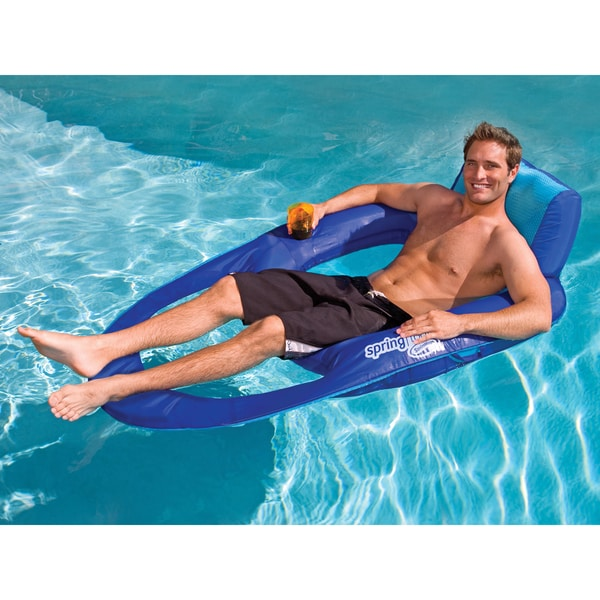 XL Spring Float Recliner