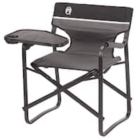 Coleman Deck Chair/ Swivel Table