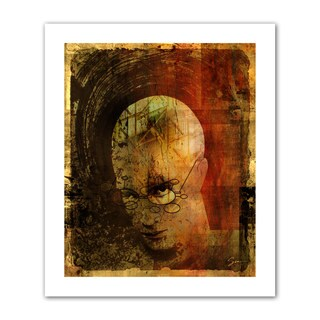 Greg Simanson 'Metro Brain' Unwrapped Canvas (4 options available)