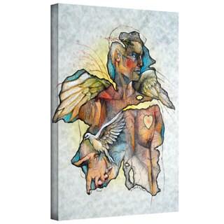 Greg Simanson 'Wonder III' Gallery-Wrapped Canvas