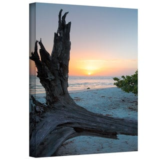 Steven Ainsworth 'Sanibel Sunrise I' Gallery-Wrapped Canvas