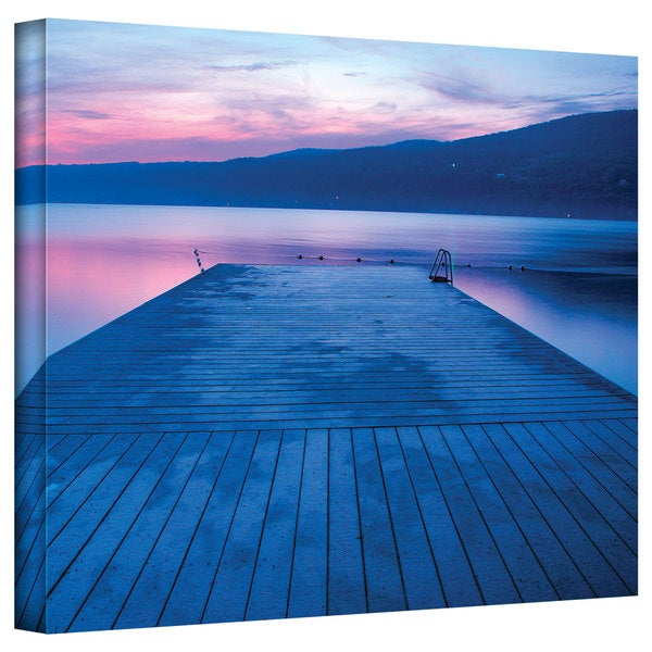 Steven Ainsworth 'Waiting for the Dawn' Gallery-Wrapped Canvas