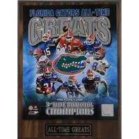 Florida Gators 'All Time Greats' Plaque