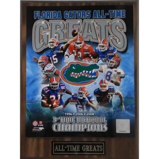 Florida Gators 'All Time Greats' Plaque