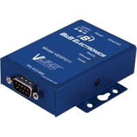 B&B 1 PORT MINI SERIAL SERVER, RS-232/422/485, US PS