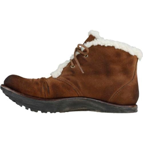Women's Kalso Earth Shoe Nomad Carob Suede