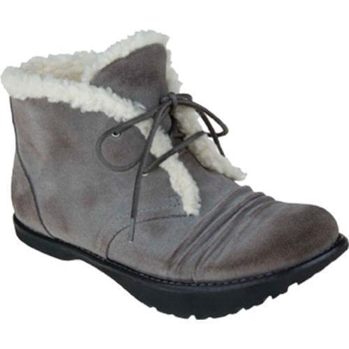 Women's Kalso Earth Shoe Nomad Mercury Suede