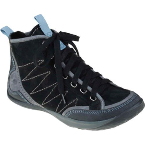Women's Kalso Earth Shoe Promise 2 Black Soft Buck