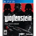 PS3 - Wolfenstein The New Order