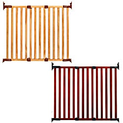 KidCo Angle Mount Wood Safeway Child and Pet Gate
