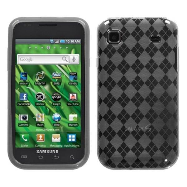 BasAcc Smoke Argyle Case for Samsung T959 Vibrant/ T959V Galaxy S 4G