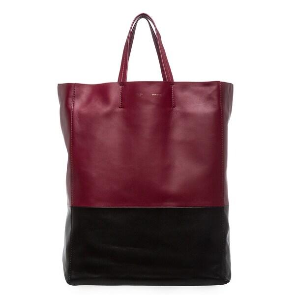 Celine 'Bi-Cabas' 2-tone Tote Bag
