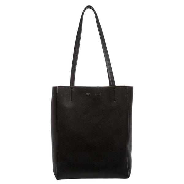 Celine Pebbled-leather Tote Bag
