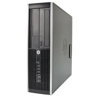 HP Compaq 8000 Intel Core 2 Duo 3.0GHz CPU 4GB RAM 250GB HDD Windows 10 Pro Small Form Factor Computer (Refurbished)
