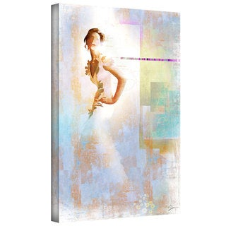 Greg Simanson 'Diva I' Gallery-Wrapped Canvas