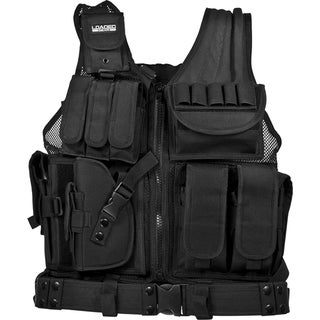 Barska Loaded Gear VX-200 Left Hand Tactical Vest