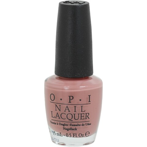 OPI Barefoot In Barcelona Nail Lacquer