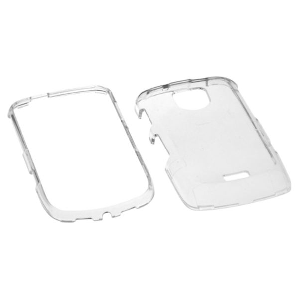 INSTEN Crystal Hard Plastic Phone Case Cover for Samsung I510 Droid Charge - Transp