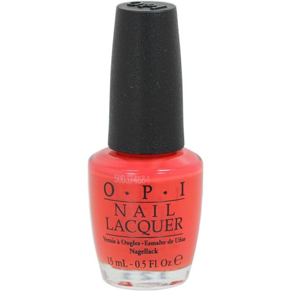 OPI 'Atomic Orange' Nail Lacquer