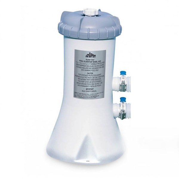 530 Gallons Filter Pump