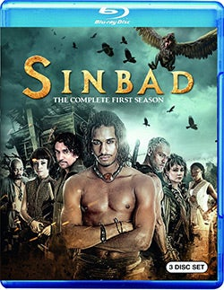 Sinbad: Season One (Blu-ray Disc)